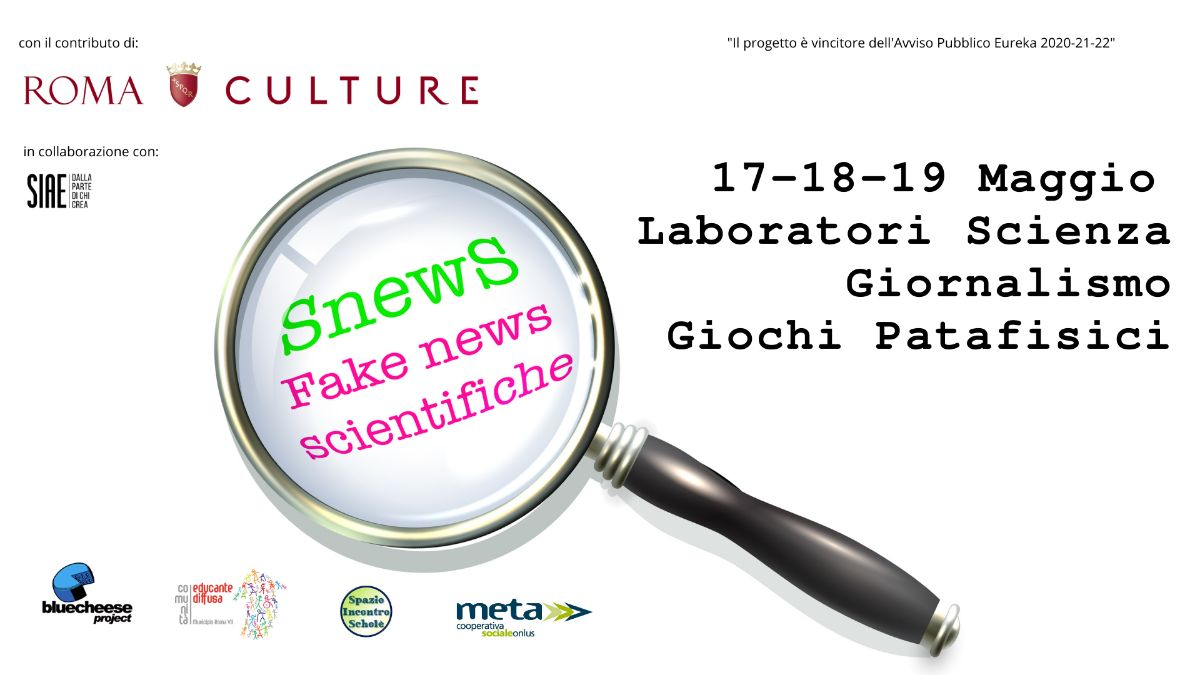 Snews  fake news scientifiche