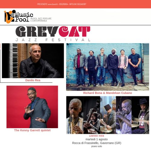Grey Cat jazz Festival 2017  XXXVII edizione