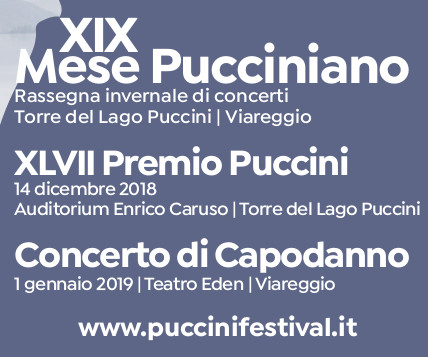 Mese Pucciniano 2018/19