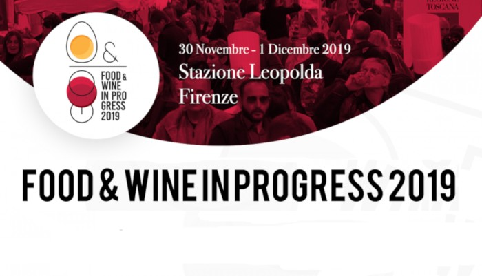Food & Wine in Progress 2019