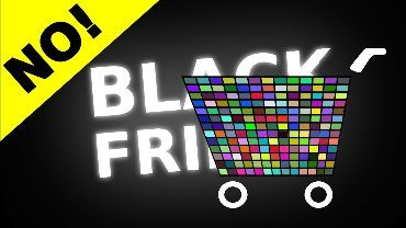 TEMPESTATI DAL BLACKFRIDAY ?